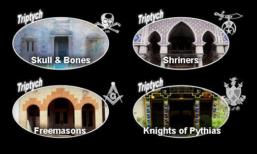 La religión de la serpiente: Los Templos Trípticos de Atlantis 41