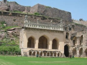 Taramati Masjid, Golconda Fort Freemasons