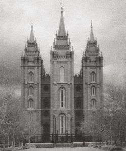 Mormon Masons Temple Freemasons