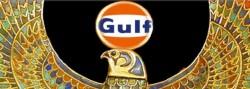 Gulf Logo Horus Hawk Egypt