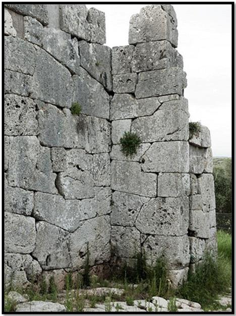 Oculto en Italia: Ruinas ciclópeas prohibidas, (¿de gigantes de la Atlántida?) Cyclopean-Ruins-Cosa-2