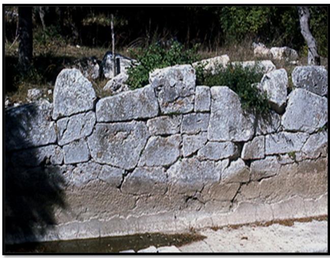 Oculto en Italia: Ruinas ciclópeas prohibidas, (¿de gigantes de la Atlántida?) Cyclopean-Ruins-Cosa-3