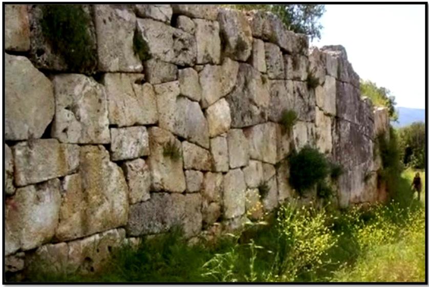 Oculto en Italia: Ruinas ciclópeas prohibidas, (¿de gigantes de la Atlántida?) Cyclopean-Ruins-Cosa-5