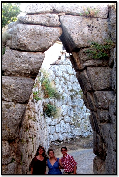 Oculto en Italia: Ruinas ciclópeas prohibidas, (¿de gigantes de la Atlántida?) Cyclopean-Ruins-Italy-1