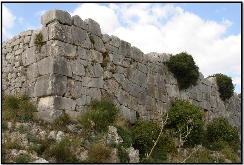 Oculto en Italia: Ruinas ciclópeas prohibidas, (¿de gigantes de la Atlántida?) Cyclopean-Ruins-Norba-Italy-8