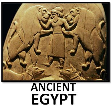 Древний культ карго или свидетельство единой древней религии? Ancient-Egypt