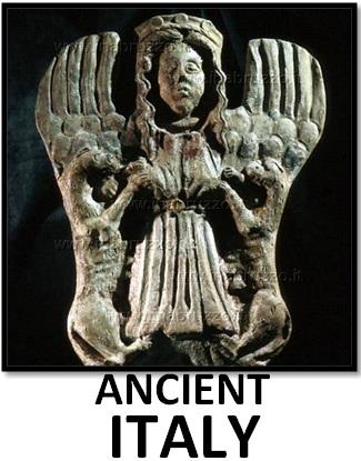 Древний культ карго или свидетельство единой древней религии? Ancient-Italy