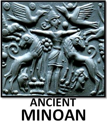 Древний культ карго или свидетельство единой древней религии? Ancient-Minoan
