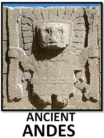 Древний культ карго или свидетельство единой древней религии? Ancient-andes