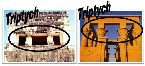 Ancient Mayan & Ancient Egyptian