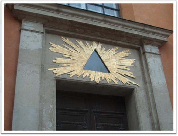 masonic triangle building