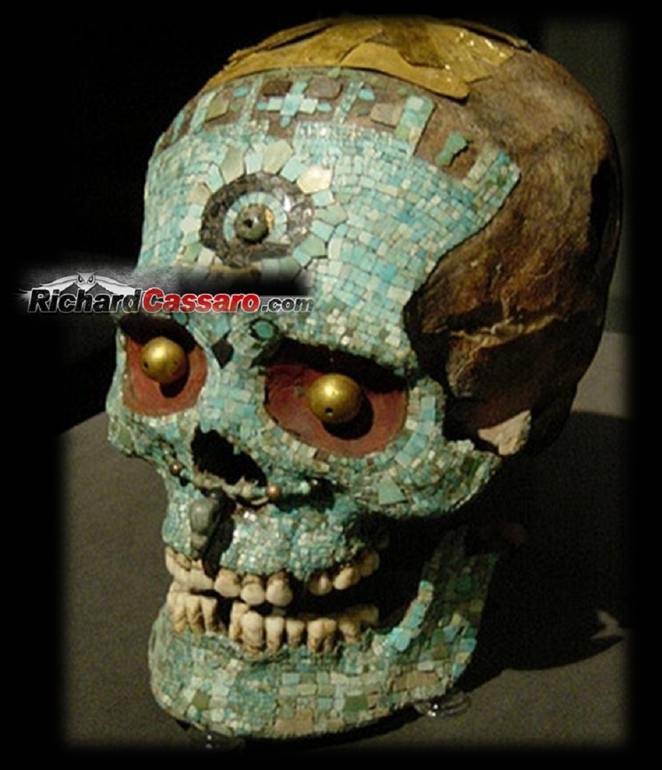 discovery of the third eye in the ancient americas