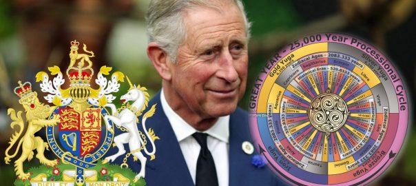 Prince Charles Reveals Occult Secret Doctrine