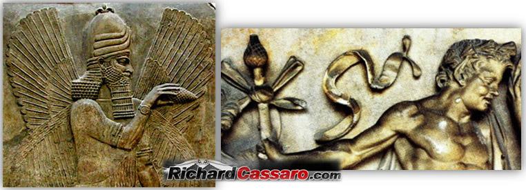 occult secrets behind pine cone art  u0026 architecture
