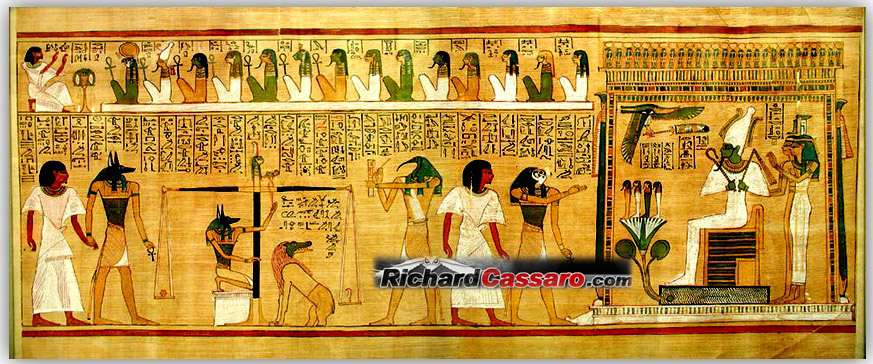 Osiris The First Messiah Was Jesus The Second Coming Of Egypts