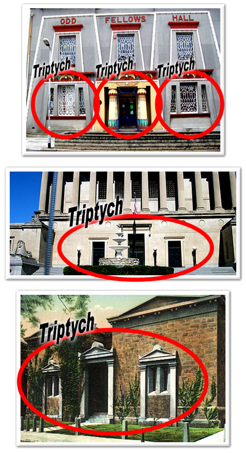 The Triptych Facade On Salt Lake Temple Is A Secret Memorial To