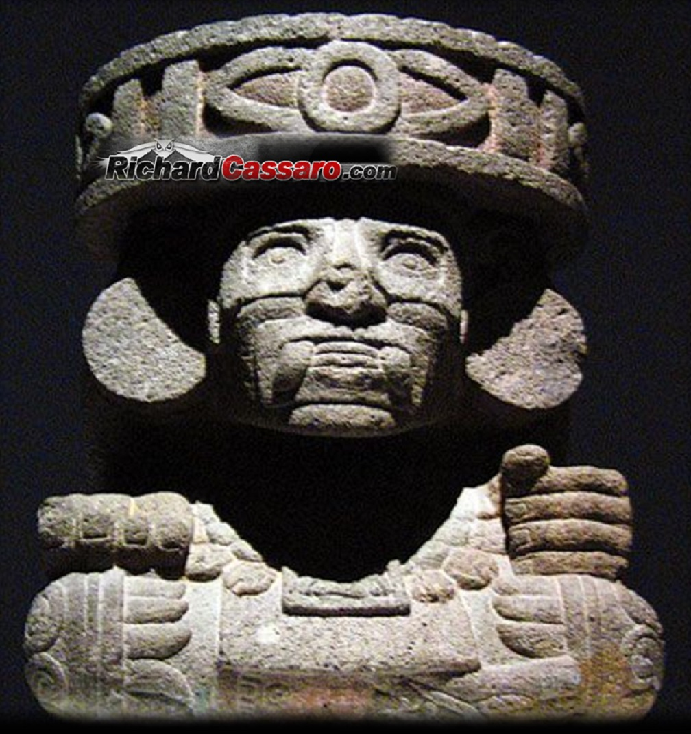 Discovery Of The Third Eye In The Ancient Americas Richard Cassaro