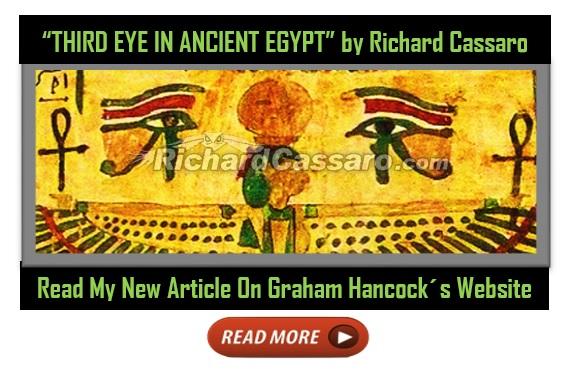 The Ancient Egyptian Third Eye - Richard Cassaro