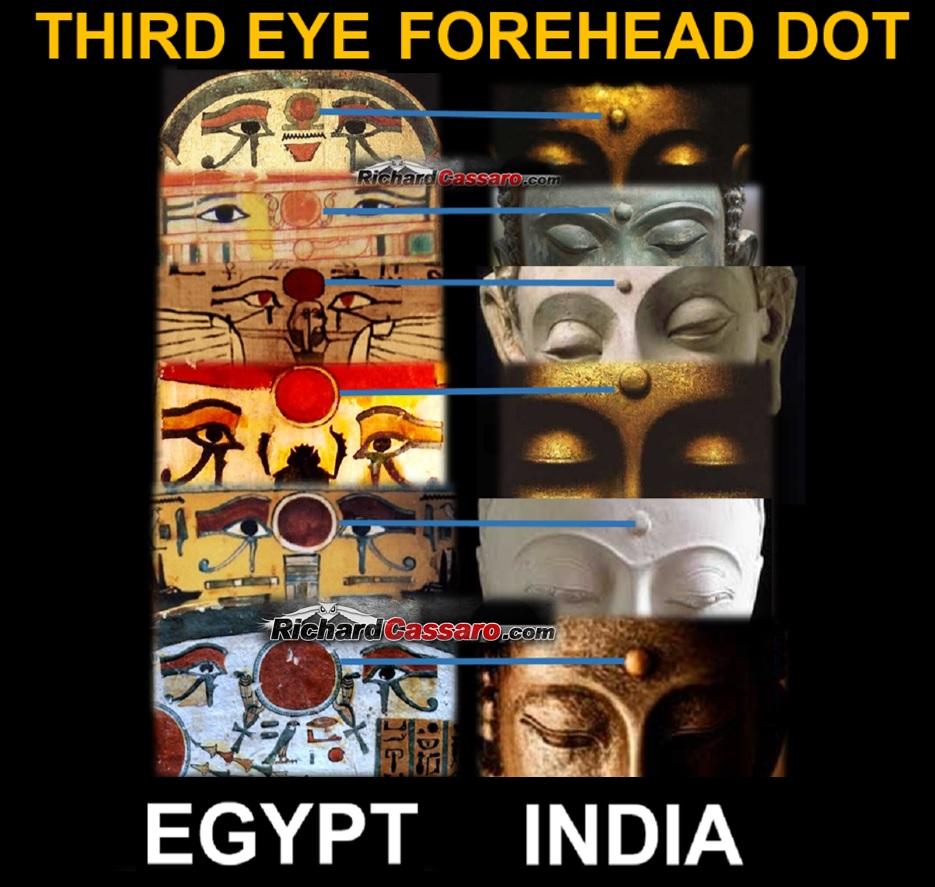 The Ancient Egyptian Third Eye Richard Cassaro